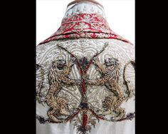Costume Embroidery & Illustration by Michele Carragher for Film & TV - The Purple Wedding Gallery