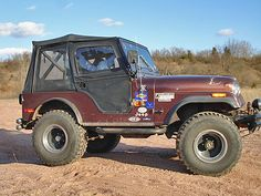 Similar to my 1978 Jeep CJ5