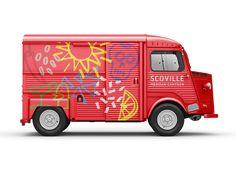 Scoville Food Truck