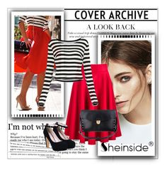 Sheinside 3/IV by nermina-okanovic on Polyvore featuring polyvore, fashion, style and Once Upon a Time