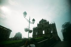 Ruins of St. Paul's, Macau (2012)