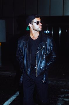 14 Photos That Salute George Michael, A Beautiful Style Icon