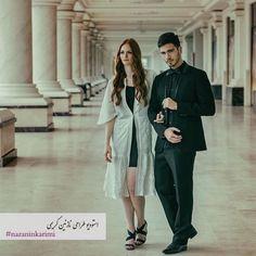 Another stunning shot @wedmod  Makeup Artist: @saharhosseini77 Photographer: @amirhabibi_99 #nk #nazaninkarimi #tb #sheer #outerwear #istanbul #nkdesignstudio #nkboutique #fashion #style #tehran #iran