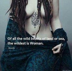 Viking tattoo for women