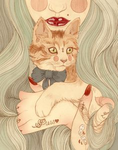 Portfolio 2013 by Liz Clements, via Behance