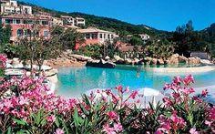 Les Restanques resort in France