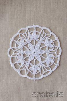 Transcendent Crochet a Solid Granny Square Ideas. Inconceivable Crochet a Solid Granny Square Ideas. Crochet Mandala, Crochet Doilies, Crochet Lace, Crochet Stitches, Free Crochet, Crochet Patterns, Crochet Motif, Baby Afghan Crochet, Crochet Squares
