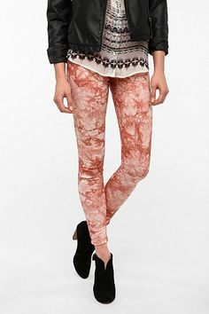 Printed Leggings *meandmadre*