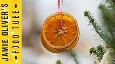 Deck the Halls with three fantastic homemade Christmas decorations -- Popcorn Tinsel, Dried Fruit Garlands and Handmade Napkin Rings. Charlie, from Jamie Oliver's food team, will show you how. Simple, cheap to make, and really beautiful.