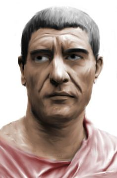CE) Colorization of Bust of Emperor Philip the Arab Ancient Rome, Ancient History, Rome Antique, Roman 1, Roman History, Roman Emperor, Effigy, The Past, Face