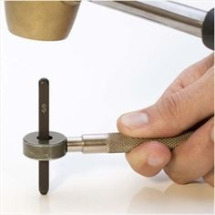 COOL! Thumb Saver Stamp Punch Holder Tool for Metal Working $22
