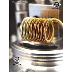 repost @thebeardedvaper94 first pulse bringing out that gold   @buildfaction @atomizerwick #vapefam #vapelife #vapeporn #ukvc #ukvape #ukvapers #ukvapelife #subohm #subohmclub #subohmcrew #clouds #coilart #coilporn #coilbuilds #cleanbuilds #vape #vapefam #vapelife #vapelyfe #vapeporn #vapeaddict #vapeaholics  @coilporn @cleanbuilds @coil_architects @teamvcc_uk
