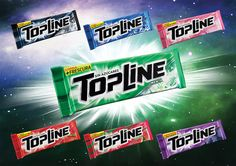 Topline on Packaging of the World - Creative Package Design Gallery