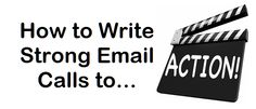 Writing Strong Email Calls to Action