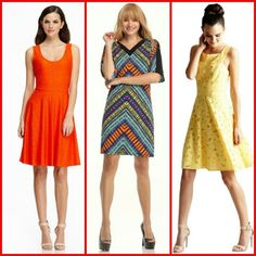 TANGERINE,LEMON,PRINTS!! I LOVE SUMMER I LOVE MY COLORS!!