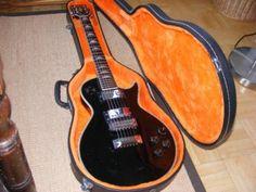 Hoyer Les Paul Gitarre ca.1972 mit Wölkcheneinlagen,Black beauty in Wuppertal - Heckinghausen | Musikinstrumente und Zubehör gebraucht kaufen | eBay Kleinanzeigen