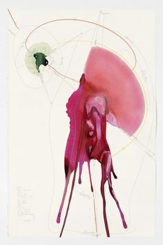 "artisticstuffetc: "" World is nothing without art (blog) Jorinde Voigt Now (10), 2015 """