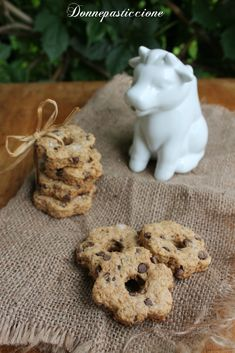 Discover recipes, home ideas, style inspiration and other ideas to try. Biscotti Cookies, Biscotti Recipe, Mini Cookies, Sweet Cookies, Brownie Cookies, Italian Cookies, Italian Desserts, Mini Desserts, Italian Recipes