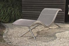 TYLER MESH Furniture Lounging SILLA Stainless Steel Woven Wire