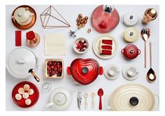 Le Creuset Bridal Campaign #canvas #advertising #artdirection #shoot #lecreuset #bridal #wedding #food #photography Amazon Prime Day Deals, Le Creuset Cast Iron, Romantic Gestures, Newlywed Gifts, Gift Registry, Inspirational Gifts, A Boutique, Cool Kitchens, It Cast