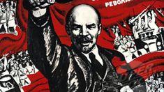 Lenin Long Live Revolution, 1966 - original vintage Soviet propaganda poster by… Communism, Socialism, February Revolution, Bolshevik Revolution, Vladimir Lenin, The Bolsheviks, Historia Universal, Russian Revolution, Tsar Nicholas Ii