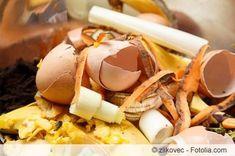 Eierschalen sind ein geeigneter Dünger für kalkliebende Pflanzen