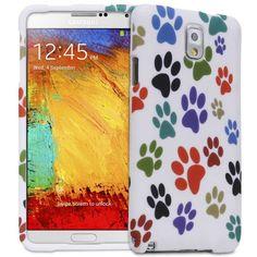 Fosmon MATT-DESIGN Series Slim Fit Rubberized Case Cover for Samsung Galaxy Note 3 / Note III (Dog Paws) Fosmon Technology http://www.amazon.com/dp/B00H9KBQR0/ref=cm_sw_r_pi_dp_hmv4tb1VM26TT