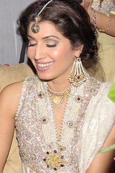Pakistani Model Turned Fashion Designer Vaneeza Ahmad Ali