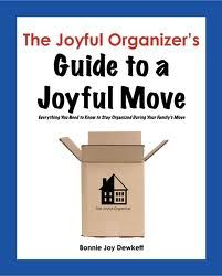 professional organizer moving tips