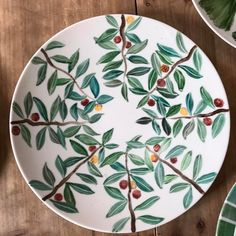 """1,809 Likes, 83 Comments - AZarraluqui (@azarraluqui) on Instagram: """"They had the dinnerware ...so they asked for #cactus #breadplates and different coloured #chargers…"""""""