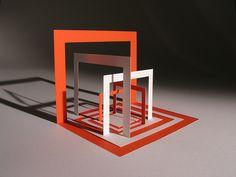 49 Trendy Ideas For Origami Paper Architecture Design Architecture Pliage, Architecture Origami, Installation Architecture, Installation Art, Concept Models Architecture, Architecture Design, Paper Structure, 3d Modelle, Principles Of Design