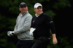 Irish Open: Day 1