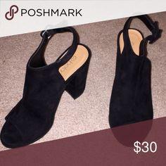 Betani Black Shoes Betani Black Shoes - Never Worn. SIZE 7.5 Shoes Heels