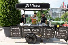 Start a sandwich piadina bike business - Bizz on Wheels