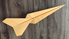 Origami Aeroplane, Origami Plane, Diy House Projects, Easy Diy Projects, Disney Drawing Tutorial, Gond Painting, Paper Crafts Origami, Paper Plane, New Crafts