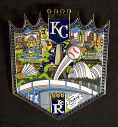 Four New MLB Stadium Collectors Pins Released