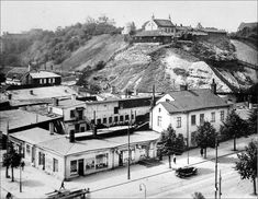 Odengatan-Sveavägen Stockholm Sweden, Vintage Photographs, Mansions, Architecture, Pictures, Photography, Historia, Sweden, Arquitetura