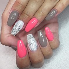 Definitely next! is part of Unique nails Ideas Classy - Definitely next!, You can collect images you discovered organize them, add your own ideas to your collections and share with other people Fancy Nails, Diy Nails, Cute Nails, Pretty Nails, Best Acrylic Nails, Acrylic Nail Designs, Nail Art Designs, Spring Nails, Summer Nails