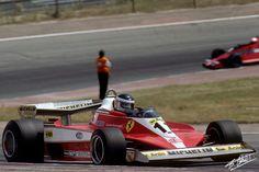 1978 GP Holandii (Carlos Reutemann) Ferrari 312T3