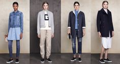 Some key looks from the GAP's fall collection Fall Collections, Gap, Normcore, Modern, Style, Fashion, Swag, Moda, Trendy Tree