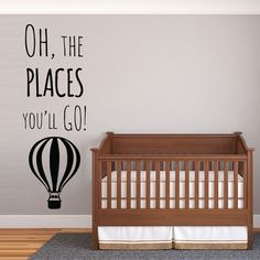 Baby room Wall Decal Art Decor Stickers by HappyWallz on Etsy