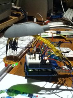 Ideas and inventions are not without hard work. #Arduino  #UNO.  #innovate2keepinstates
