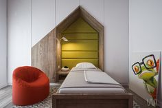 Children room| Lviv | WhiteLineDesign on Behance