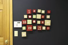 Countdown to Christmas: 35 DIY Advent Calendars to Make | Apartment Therapy