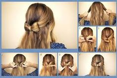 how to hair bow - Google Search