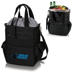 Activo- Carolina Panthers. Another great softsided cooler. Great for chilling tailgating goodies.