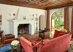 Spanish Revival restoration