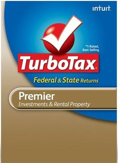 http://pfpins.com/turbotax-premier-federal-e-file-state-2011-for-pc-download/ TurboTax Premier: Extra guidance for investments & rental property income