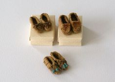 Moccasin (Native American Shoes)
