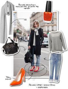 From a great Finnish fashion/lifestyle blog called Paras aika vuodesta